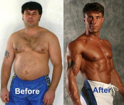 before after muscle picture 5 ダイエットをやる気になる画像でモチベアップ!