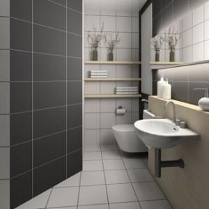 small bathroom 300x300 家事、日常生活の消費カロリーを調べたら意外にも?