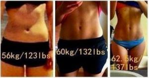 abebd1da3485476603373d4972c619c4 300x157 ダイエット女子はいますぐ筋トレを始めるべき!キレイが続く7つの効果!