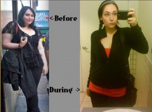 dramatic before after female weight loss photos 640 35 300x222 ダイエットに成功したひとたちの画像16連発!