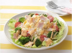 potatosaled 300x224 食べ過ぎ厳禁!意外とカロリーが高いサラダはコレ!